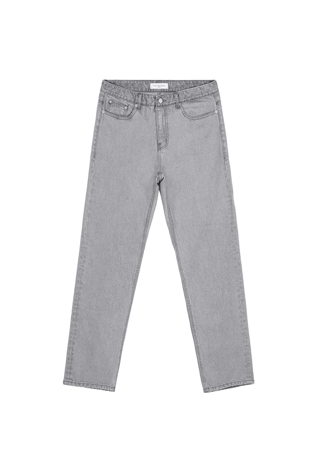 #0216 Monogrey straight fit